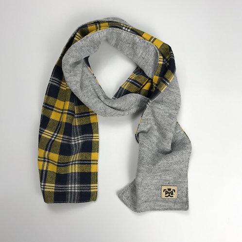 Foulard - escocés amarillo