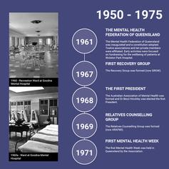 1950 - 1975 DARFA History