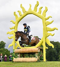 sun jump bramham horse trials david evansjumps