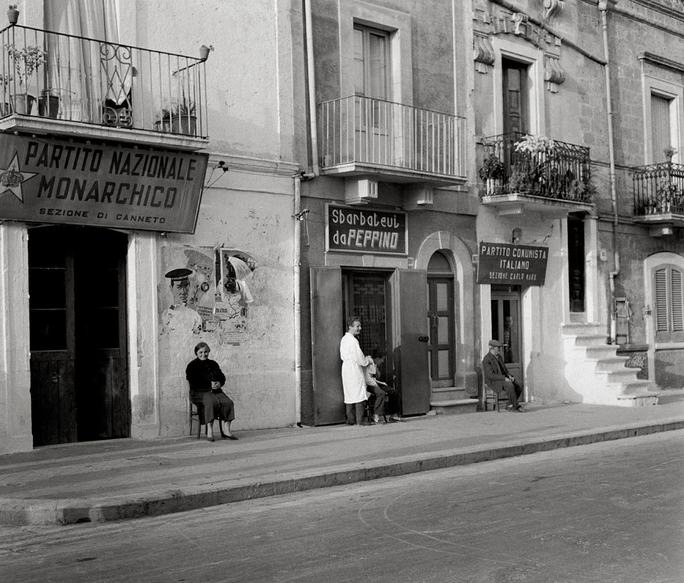 Canneto, 1956