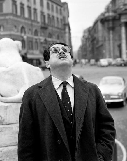 Ennio Flaiano, Roma 1957