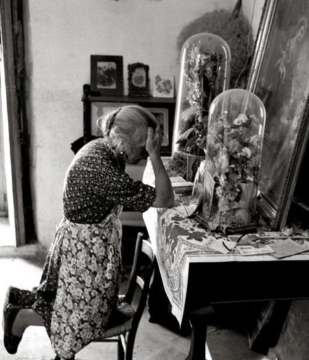 Maria di Capriati, Mola di Bari, 1958