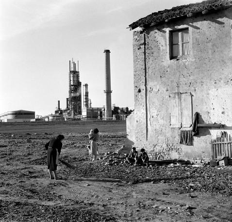 San Donato Milanese, 1955