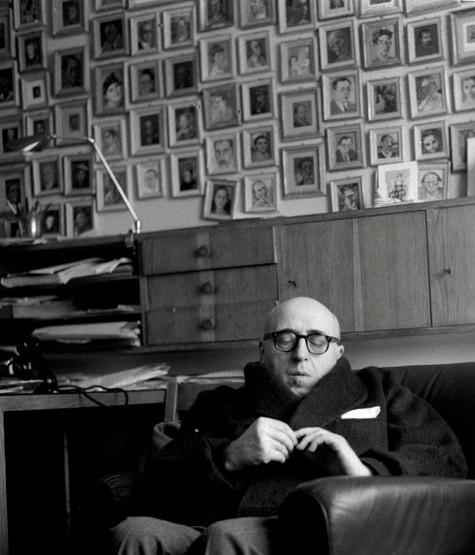 Cesare Zavattini, Roma 1956