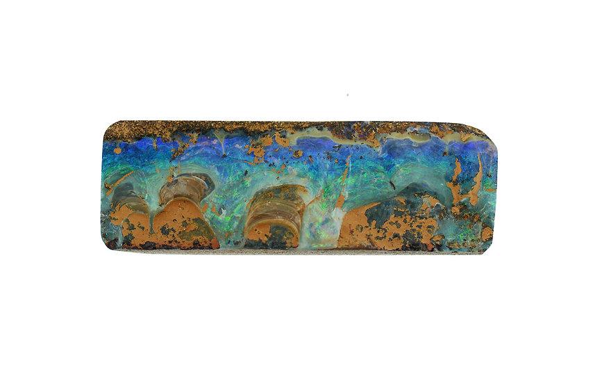 Boulder Opal mit Matrix