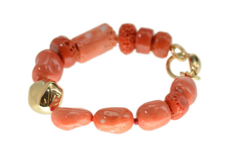 Armband Korallen