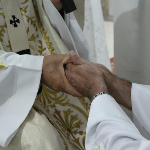 Dom João define datas de posse de três novos párocos
