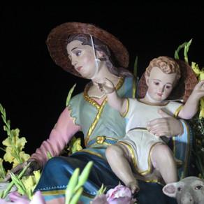 Catedral acolhe a imagem peregrina da Divina  Pastora, nesta sexta-feira, 24