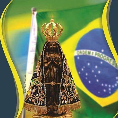 Festa em honra da excelsa Padroeira do Brasil, em Aparecida-SE