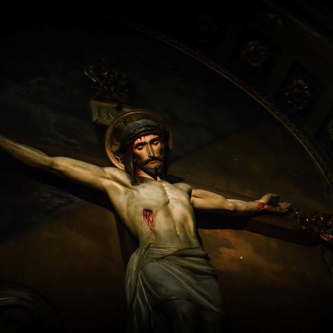 """Os """"defeitos"""" de Jesus"""