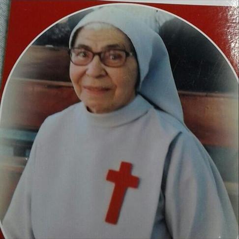 Arquidiocese comunica o falecimento da Irmã Auxiliadora, religiosa Camiliana