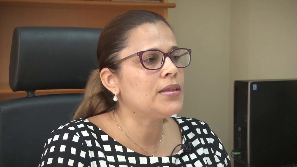 Juíza Iracy Ribeiro Mangueira Marques