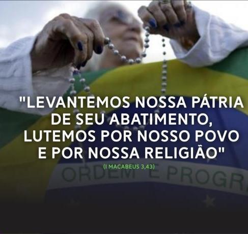 Jornada de Oração pelo Brasil