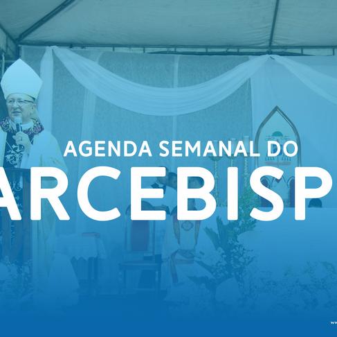 Assembleia da CNBB é um dos compromissos de Dom João José Costa para esta semana