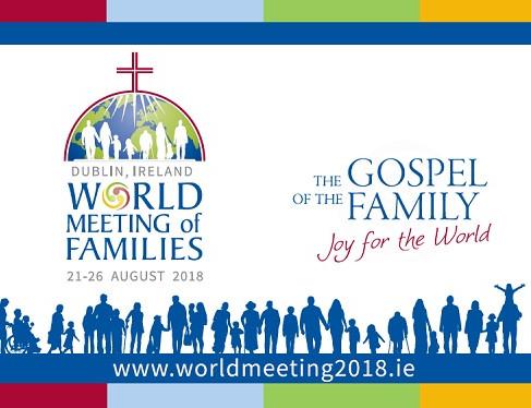 Começa, na Irlanda,  o Encontro Mundial das Famílias