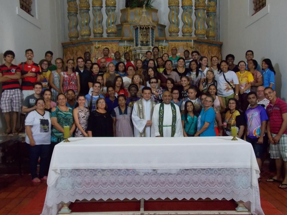 ECIC realizado em 2016, em São Cristóvão