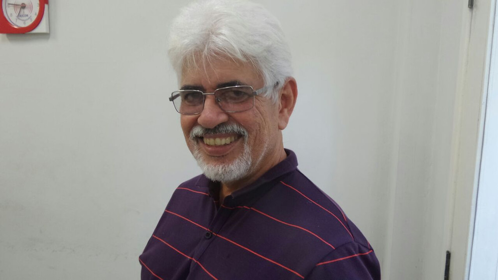 Paulo Almeida Machado Júnior, presidente eleito do CONAL