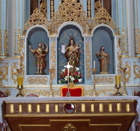 Festa em honra de Nossa Senhora da Vitória, padroeira de São Cristóvão
