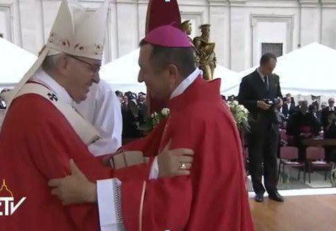 Grande expectativa para a solene imposição do Pálio Arquiepiscopal pelo representante do papa