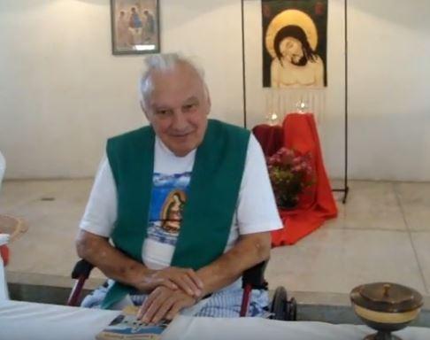 Obrigado, Padre Luís Lemper!