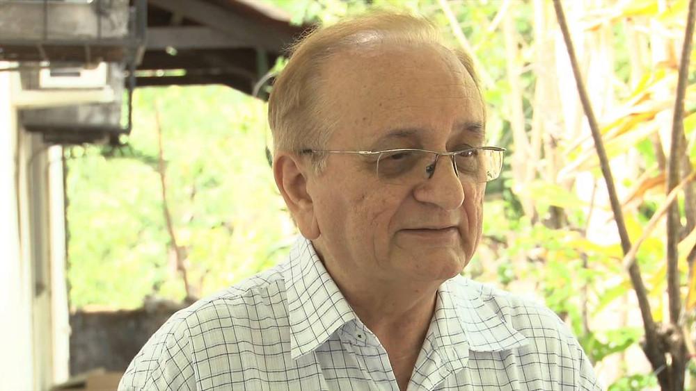 Pe. Manfredo Oliveira
