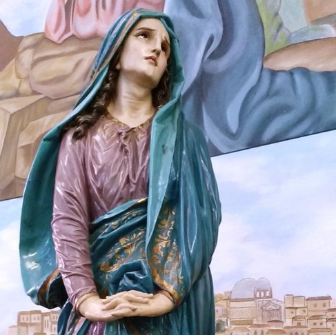 Festa em honra de Nossa Senhora da Soledade, neste domingo, 20