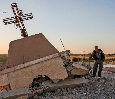 "Papa aos franciscanos na Síria: ""mártires levam adiante o Reino de Deus"""