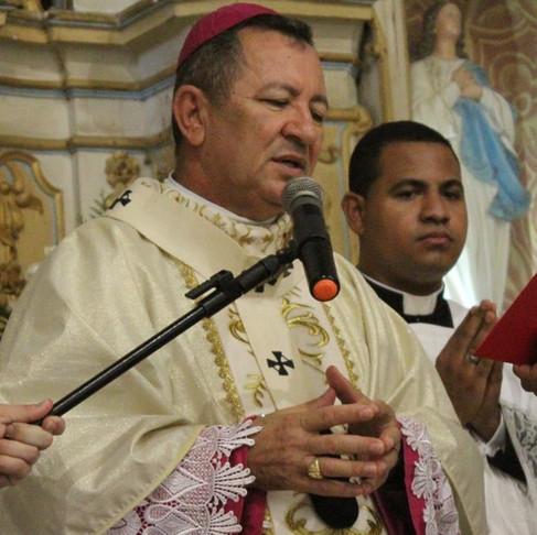 Período de férias para o arcebispo metropolitano