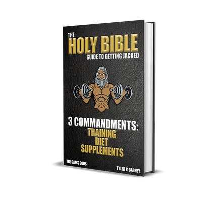 Training, Diet and Supplements: Full eBook