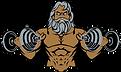 The Gains Gods Logo