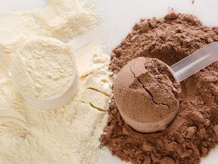Top 6 Whey Proteins