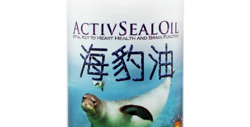 健知己 - 海豹油300粒