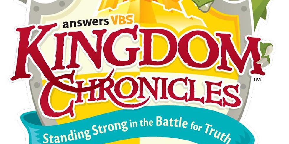 Vacation Bible School - Kingdom Chronicles