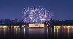 Schloss Benrath Düsseldorf BESOTEL Übern