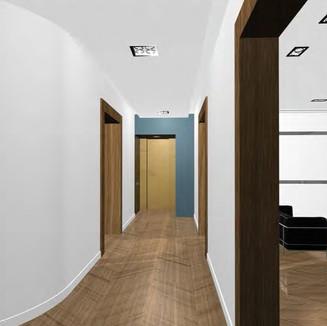 Réhabilitation intérieure d'un appartement (1)