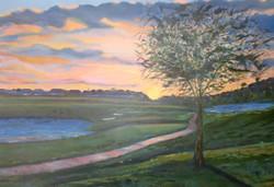 Hoakalei at Sunset