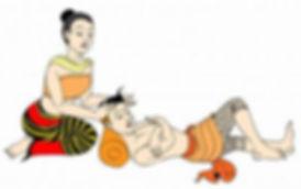 la sourcière, Audrey Gauduchon,massage thaïlandais, bayonne, bien être, détente, massage