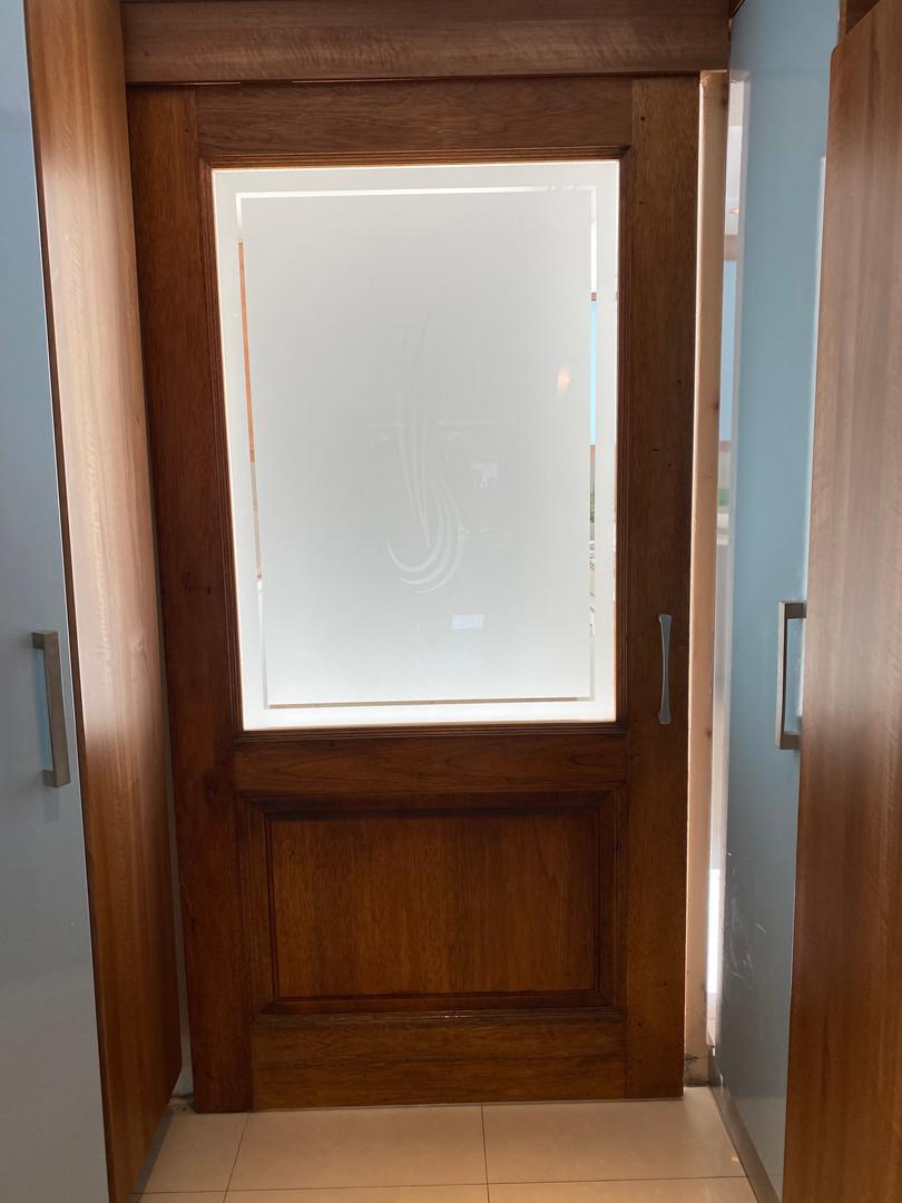 1 Panel Glass top door.jpg