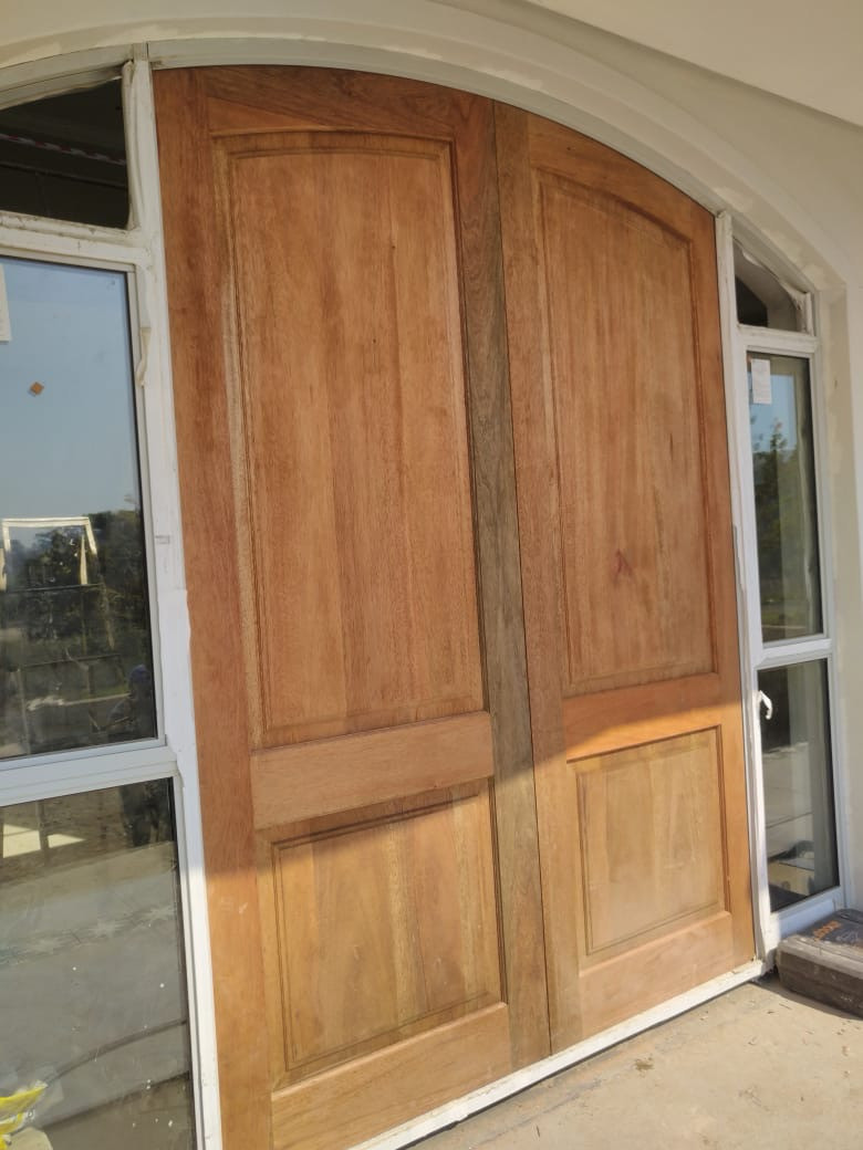 Double 2 panel doors arched 2.JPG