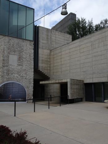 Museu Can Framis Exterior, Barcelona