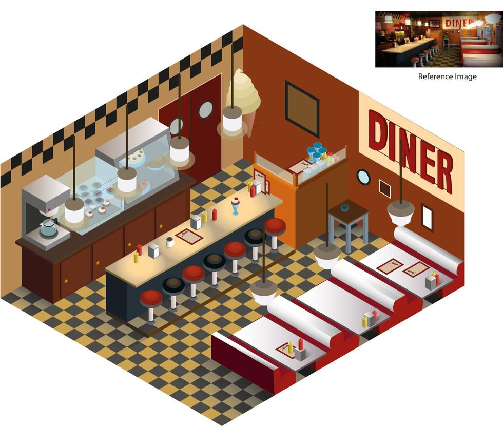 Riverdale's Diner