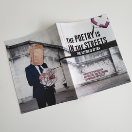 Refugee Crisis & Banksy Zine