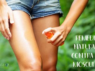 Remedios naturales contra los mosquitos