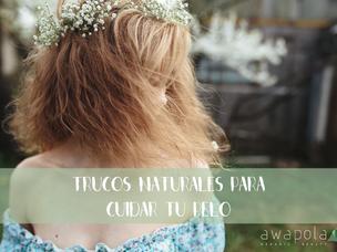 Trucos naturales para cuidar de tu pelo