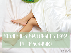 10 remedios naturales para dormir como un bebé