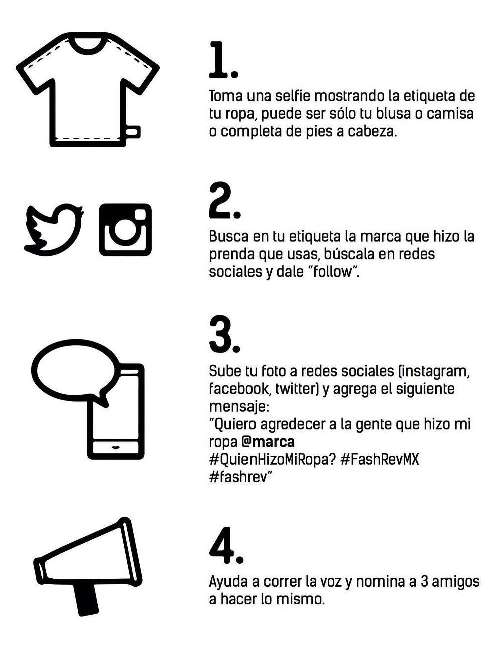 instrucciones #quienhizomiropa