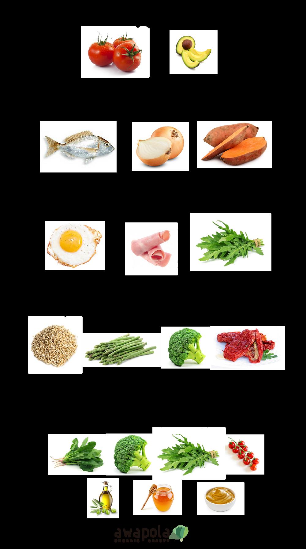 recetas de cenas rápidas y sanas