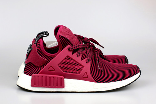 Adidas Womens NMD XR1 Red b1a3f30431