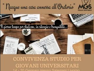 CON(DI)VIVO: quando lo studio diventa opportunità