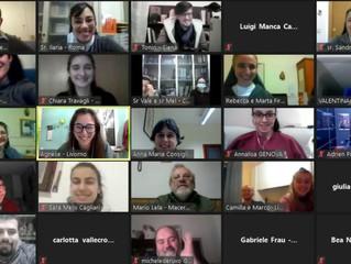 MissioLab 2021 - Distanti ma vicini, da tutta l'Italia Centrale